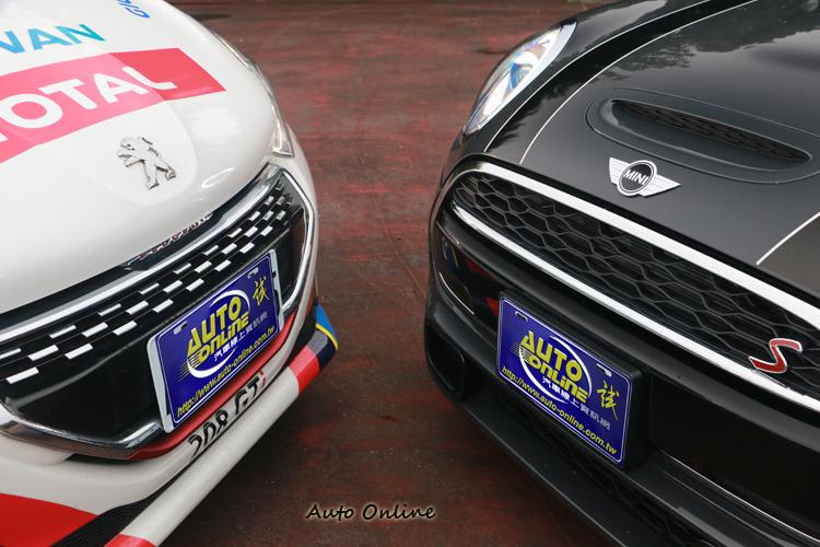 車頭造型你覺得哪台你比較中意呢?