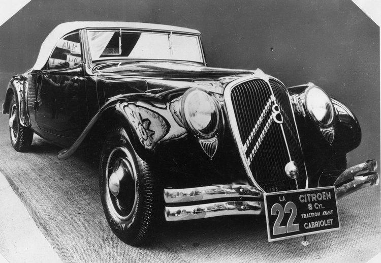 僅曾少量銷售的八缸車型22,配置3.8升引擎,擁有100hp及140km/h的極速。
