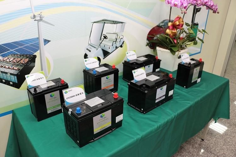 透過多片的電芯組成各種規格電瓶,涵蓋歐系、美系、日系等各種車款。