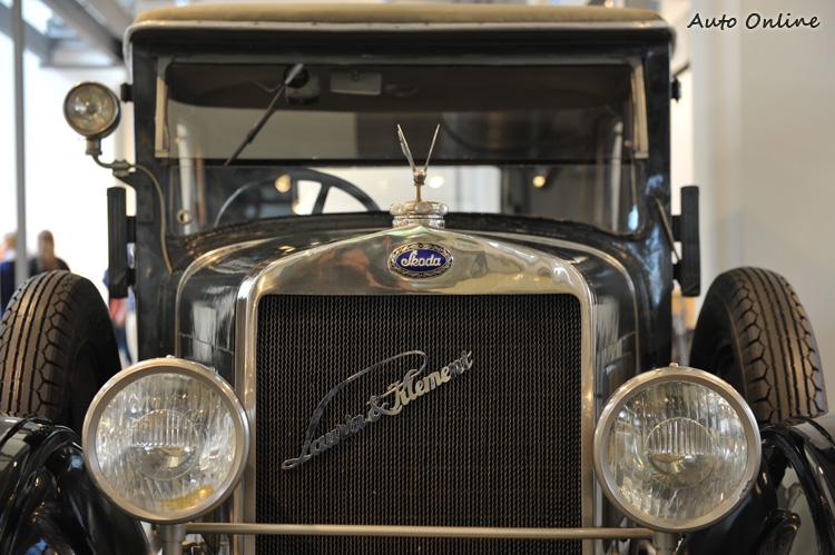 1939年車廠名稱改為SKODA之後,仍以L&K為名推出頂級車款。