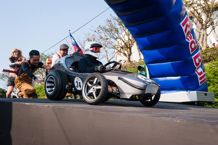 『F-Project』無論速度或造型都獲得評審一致好評,車身細節相當考究,用料設計均有極高水準,成為本屆比賽的冠軍。