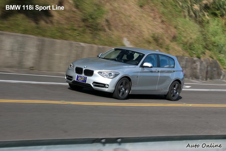 BMW 118i是預算有限又想體驗後驅動力樂趣消費者的最佳選擇。