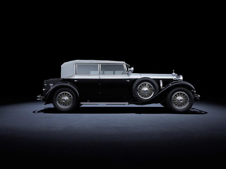1931 Mercedes-Benz 770(W07)