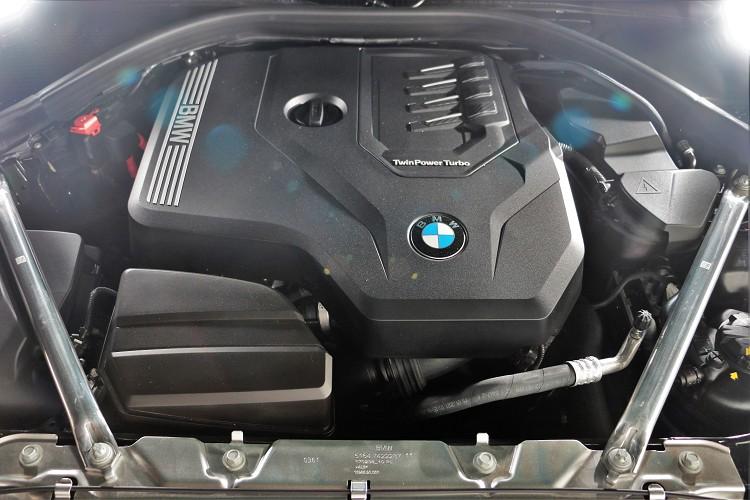 動力搭載代號B48四缸2.0升渦輪增壓引擎,最大馬力創造出258hp/5000rpm與40.8kgm/1550rpm最大扭力。