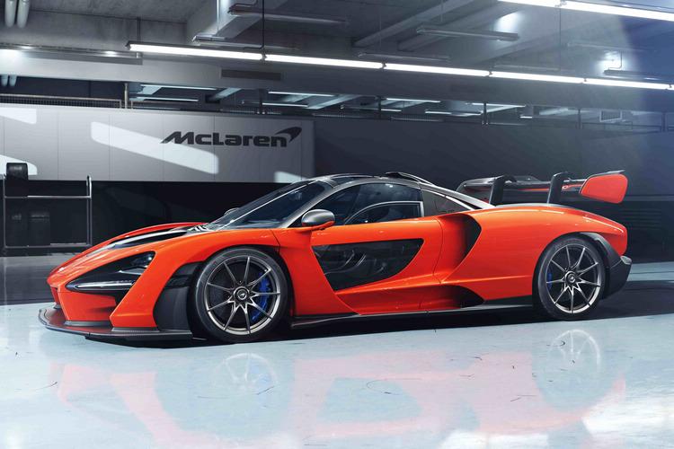 以车神之名!McLaren Senna成就车厂史上最强量产车