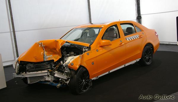 國外的大車廠本身就設有自己的安全研究部門,所累積的數據與經驗可當作新款車型設計的參考。