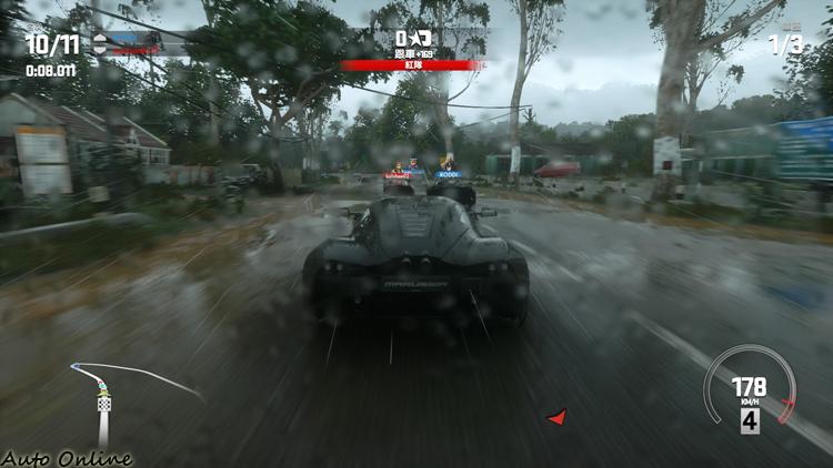 MULTIPLAYER能與玩家正面對決,玩起來比較有臨場感。