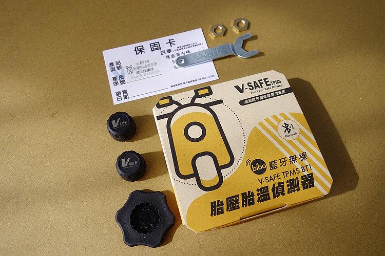 包裝內含感應器、保固卡、工具包和保固卡,至於說明書則從網路上下載。