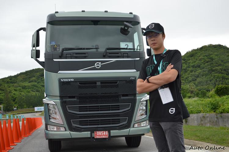 鄭祖文雖然沒能晉級決賽,但是對於來到亞太區比賽還是覺得相當興奮。