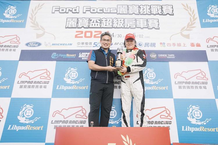 S2000組別,冠軍朱嘉偉。