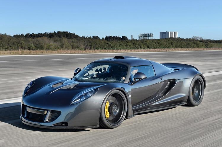 Venom GT不斷進化,一直朝著世界最速目標前進