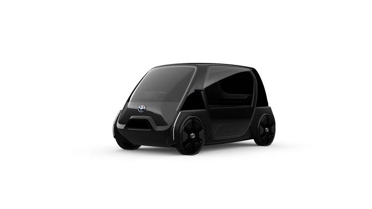 超小型電動車營�用車型