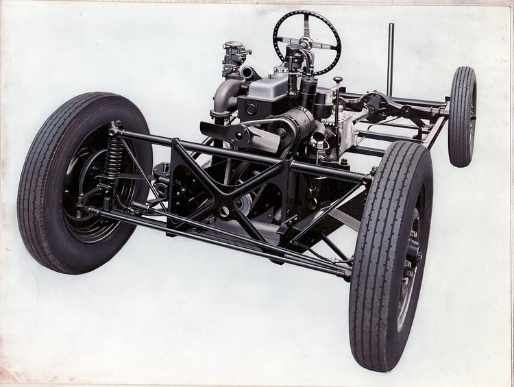 Morgan的鋼製底盤架構,從1936年首次量產之後,就一直使用到2020年。