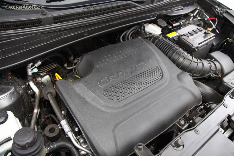 基於過去賓士長期合作的基礎下,這顆由HYUNDAI豪砸250億韓元所打造出的R-Type引擎也確實有著國際級的水準。