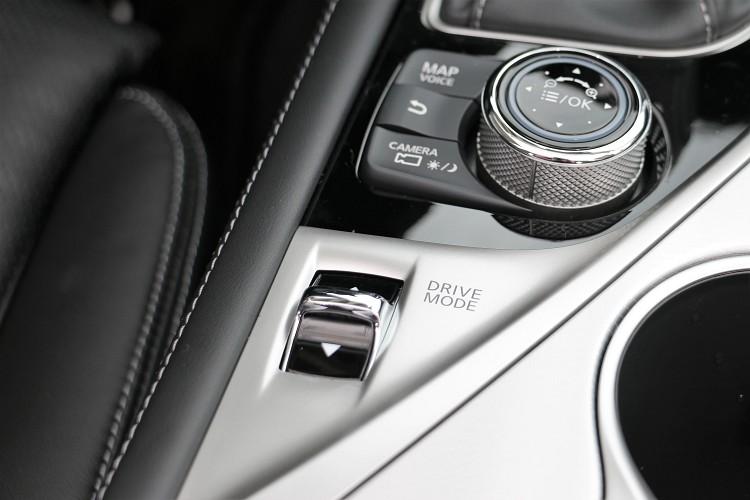 能透過行車模式切換來調整車輛動態反應。