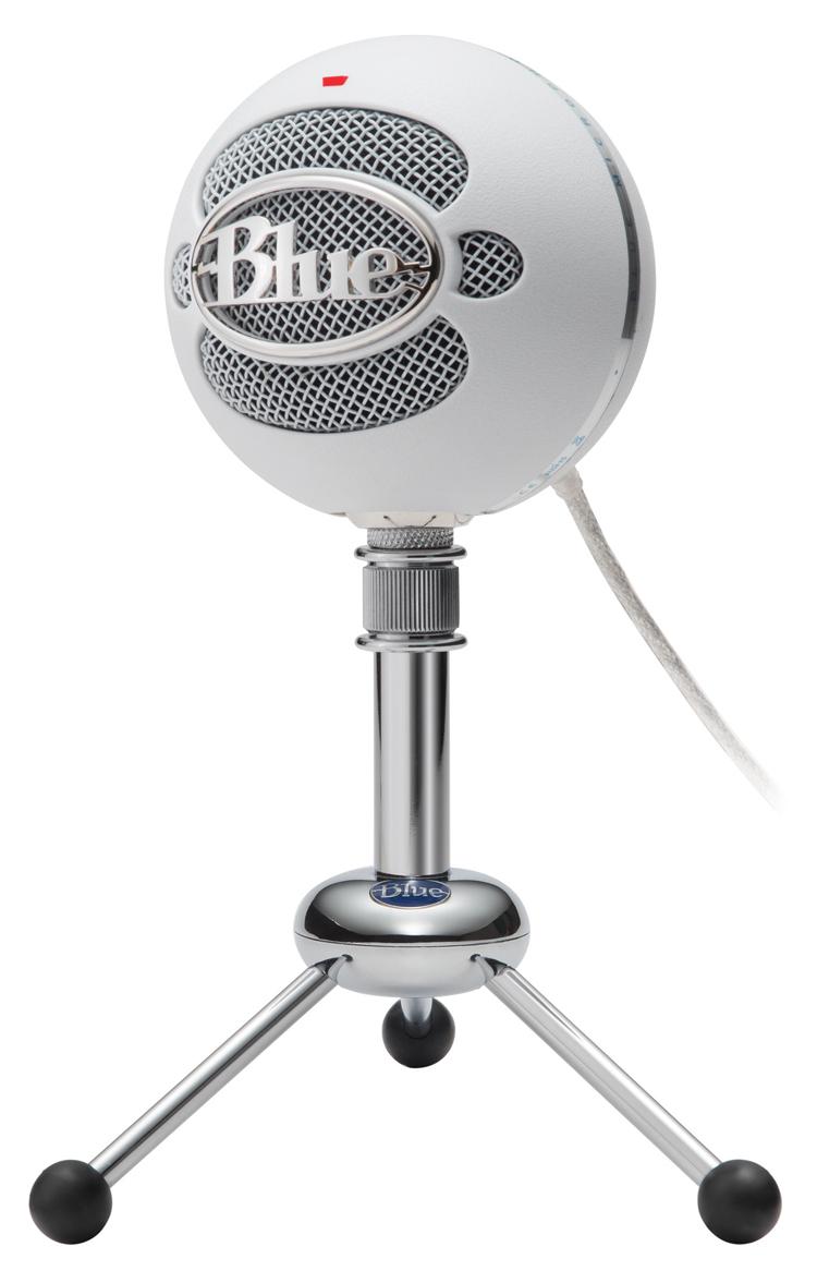 Snowball雪球USB麥克風,建議售價新台幣3,150元