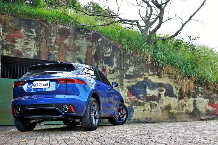 身為品牌中的Baby Jaguar,卻有著很高的志氣,小改款之後產品戰鬥力提升。