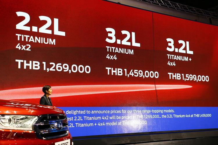 在泰國發表時也同步公開售價,只可惜台灣方面早已確定沒有興趣引進。