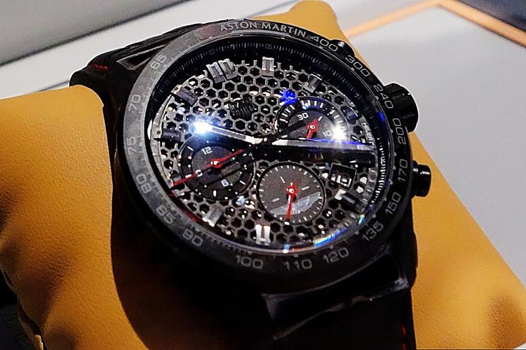 限量聯名錶款只送不賣!原廠無報價,亦不對外單獨銷售,限量生產50個。