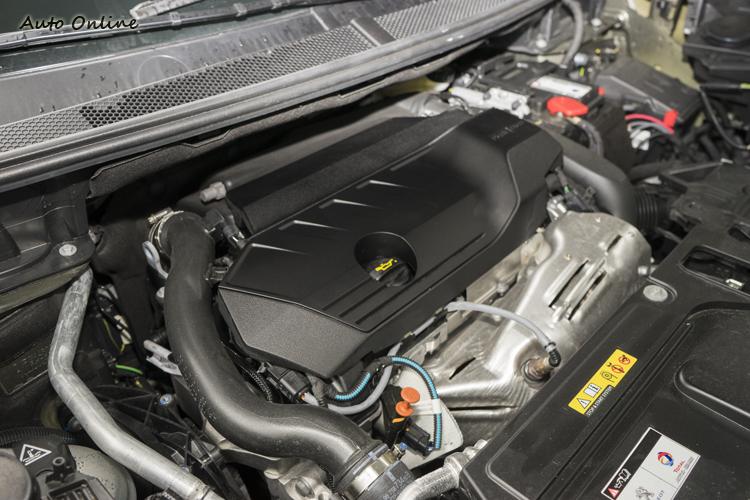 這具1.6L汽油渦輪引擎不僅性能不錯,更有良好油耗表現。