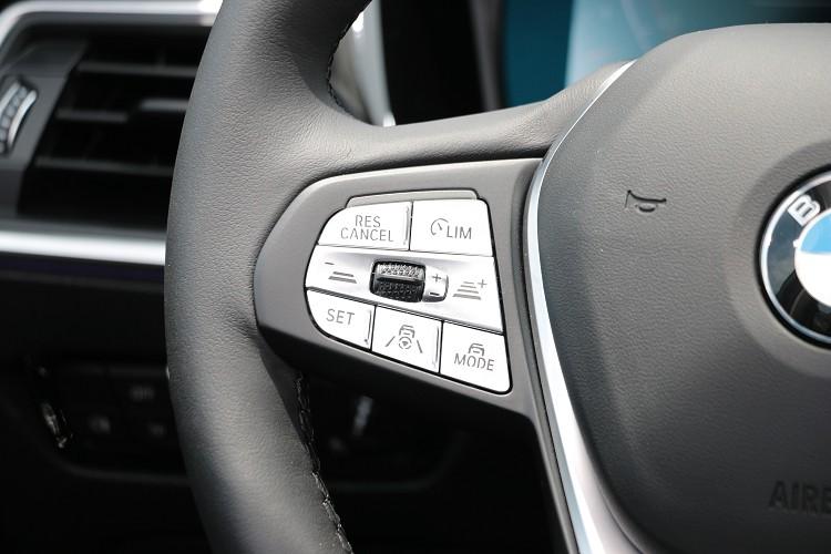 標準配備BMW Personal CoPilot智慧駕駛輔助科技。