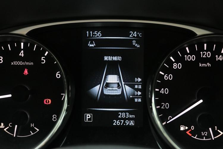 ATC主動循跡過彎系統輔助大幅度提升SUV的動態表現,駕駛者擁有十足信心。