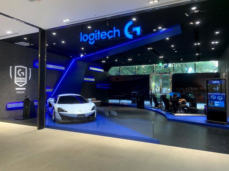 Logitech G特別在信義A13打造全台唯一的實體快閃店,自9/21起邀請所有玩家前往體驗。
