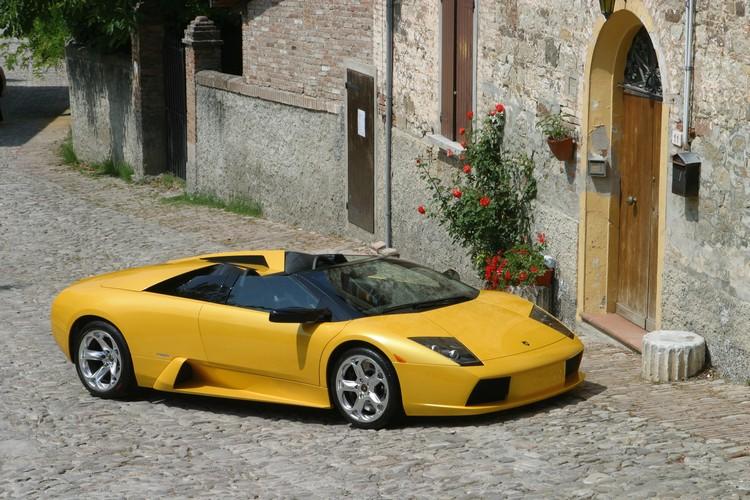 Murciélago LP 640-4 Roadster