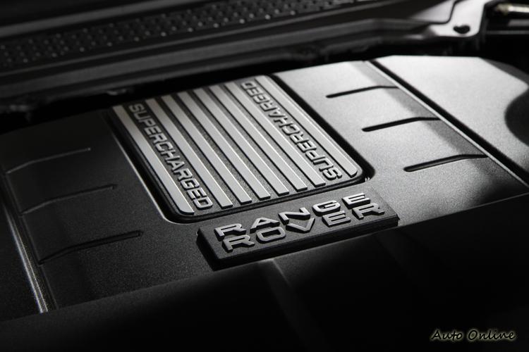 中國市場視5.0升V8車型為銷售主力,而台灣則更重視3.0升TDV6與3.0升V6 Supercharge的市場潛力。