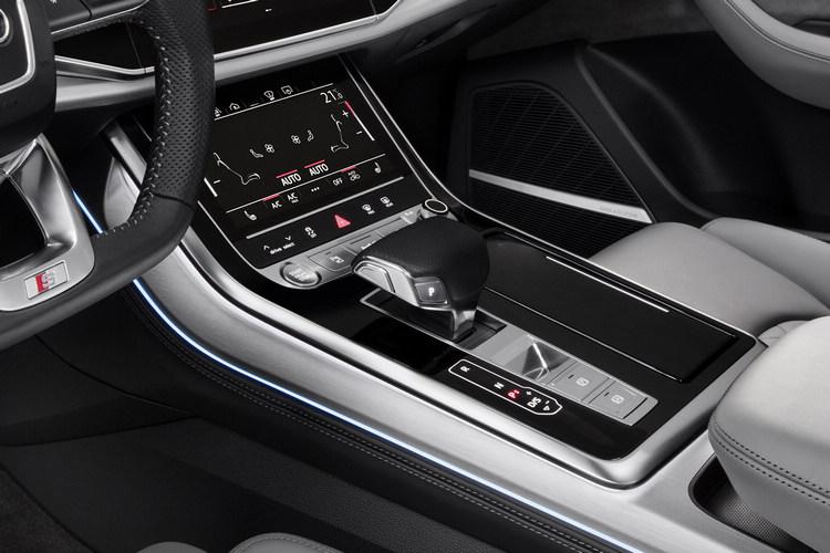 更多數位化先進功能的搭載,讓Q8為Audi保有前衛科技的品牌優勢。