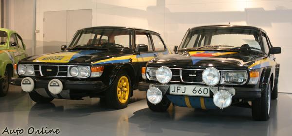 剽悍的99 Super Rally賽車