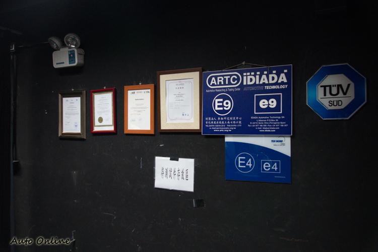 ARTC獲得歐美測試法規認證單位的認可,為廠商提供認證檢測服務。