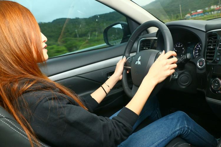 刻意南下台東行駛開速公路與省道測試Grabber GT休旅車胎。