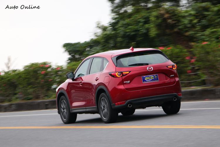CX-5或甚至MAZDA所有車款最重視的一件事,就是「設計」。