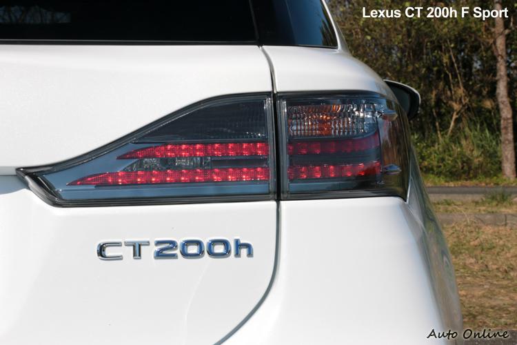 LED後尾燈增加車尾辨識度,提高行車安全性。