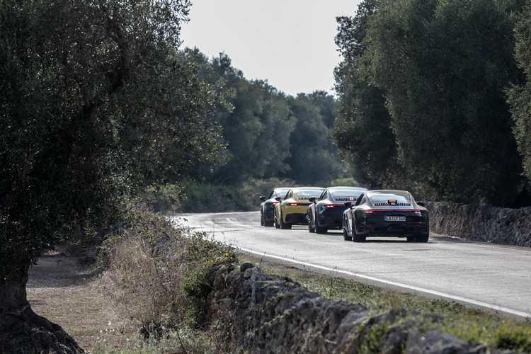 全新世代911將於 2019 年初在歐洲市場上市,在此之前原廠正積極展開密集最終測試。/