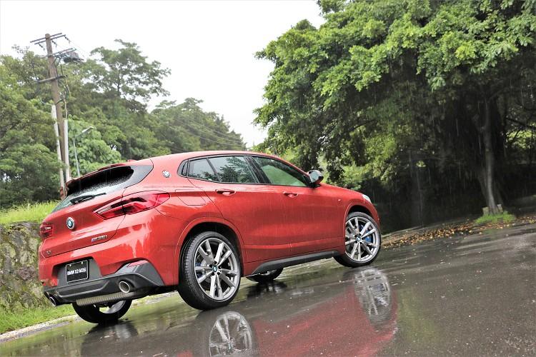 X2身為BMW X家族中的第六位成員,具有年輕、活力、動感等特殊產品力。