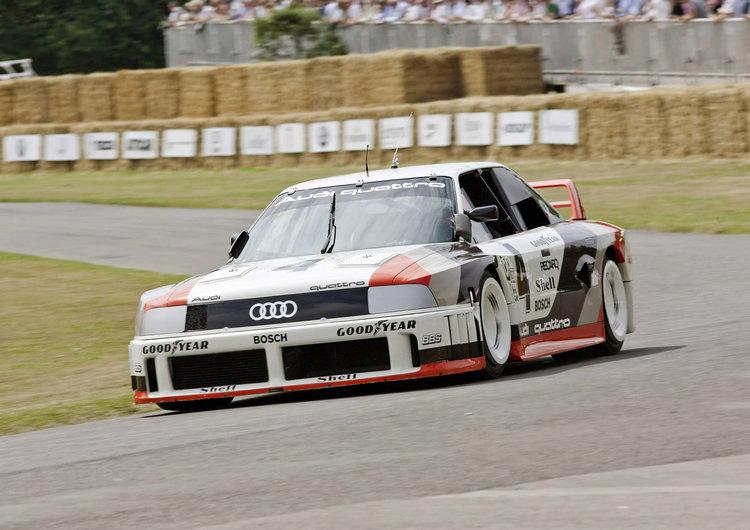 這部1989年Audi 90 quattro擁有賽車史上馬力最大的五汽缸動力,2.0升引擎能爆發高達720hp馬力與720Nm扭力,相當瘋狂!