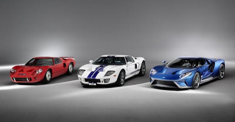 自1966年成功奪冠,Ford在跨越半世紀後推出新世代Ford GT,承襲與生俱來的傑出賽車基因,於2016年法國「利曼24 小時耐力賽」再次成功奪冠,圓滿達成奪冠50周年紀念。