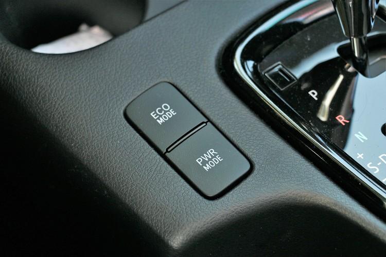 行車模式可選擇ECO與SPORT,都沒選就是NORMAL。