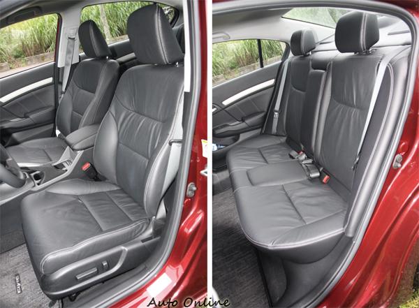 座椅的造型與位置也進行了重新設計,除了獲得更好的空間表現,也希望能讓乘客上下車時更輕鬆。