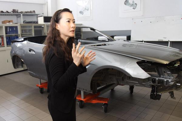 負責經銷商訓練與認證的盛業琤經理表示,原廠維修技術水準的確保,是提供良好車輛品質的保證。