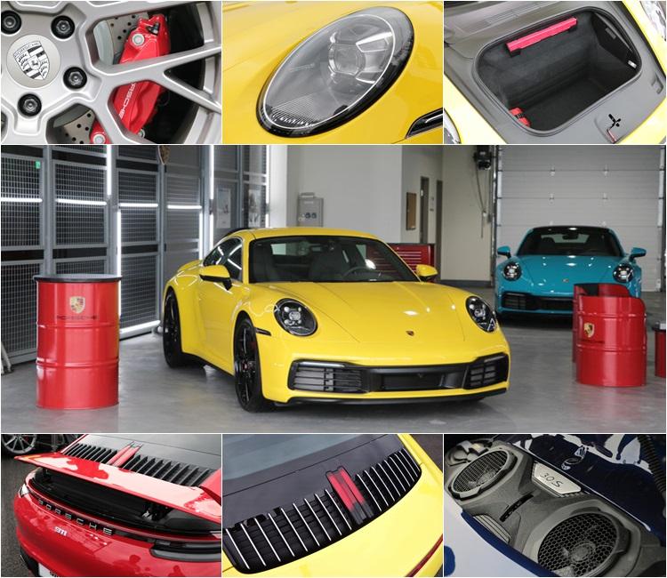 直至今日,全新第八代911車系依然承襲當年的設計初衷。