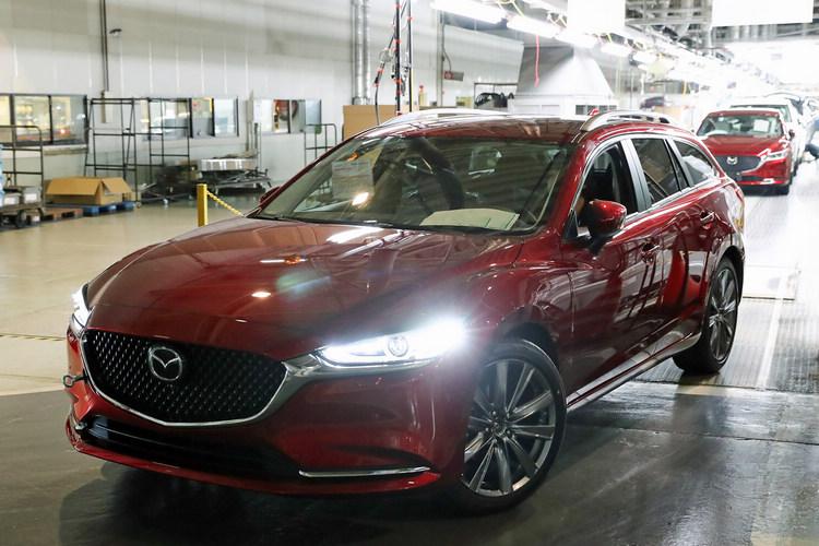 海外銷售表現上,CX-5的銷售成績遙遙領先排在第二位的 Mazda3和CX-3等車型。