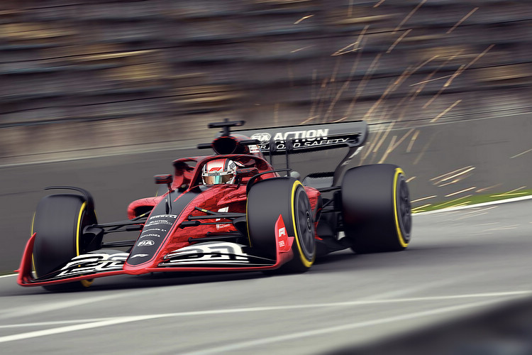 根據David Coulthard的說法,車手本身不會感覺到下壓力是來自於車底,實際車速並不會明顯變快。