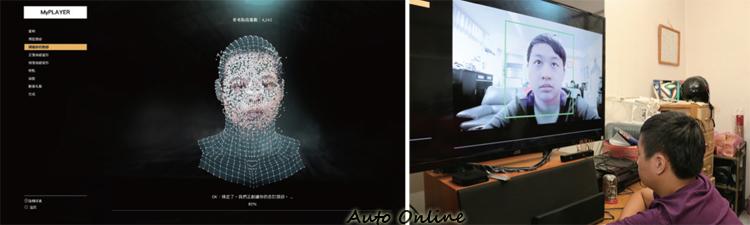 NBA2K16具有臉部掃描的功能,搭配PlayStation Camera即可使用。