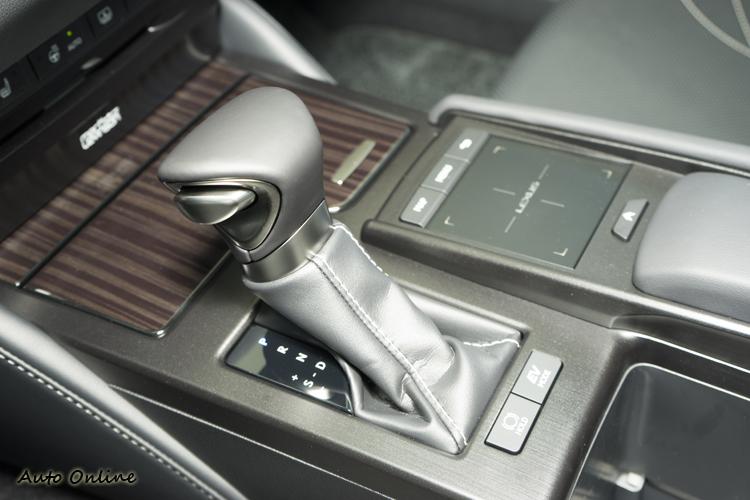新的EVCT變速箱在傳輸效率上有所提升。