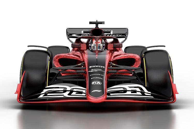 賽車外觀變得更吸睛,比賽變得更好看,才是多數車迷期待改革的方向。